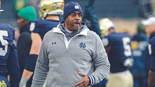 2022 WR Xayvion Bradshaw Says Notre Dame Relationship Couldn't Be Better
