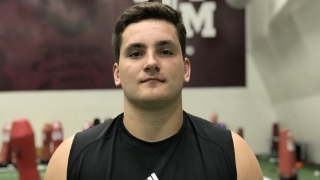 2021 OL Matthew Wykoff Previews Planned Officials