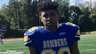 2022 Notre Dame DE Target Tyson Ford Excited To Finally Play
