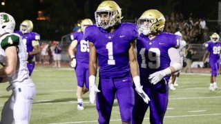 Coach | 2022 ATH Dallan Hayden Looks The Part & More