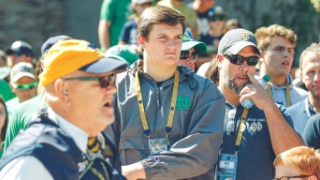 Notre Dame OL Commit Pat Coogan Hopeful Heading Into Spindler Announcement
