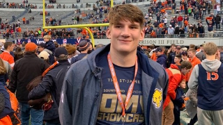 2021 OL Target Will Be On Campus