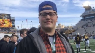 2022 OL Grant Bingham Talks Notre Dame Offer