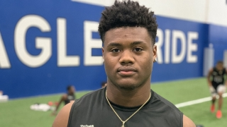 New Notre Dame Offer | 2022 TX RB Jaydon Blue
