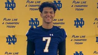 Coach | 2022 Notre Dame Target Elijah Brown Brings Versatility