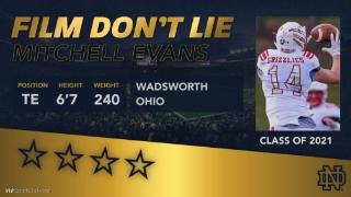 Film Don't Lie | Mitchell Evans