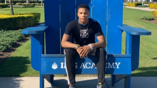 New Notre Dame Offer | 2022 IMG Academy DB Myles Rowser