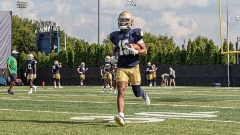Photo Gallery | Notre Dame Practice 8.14