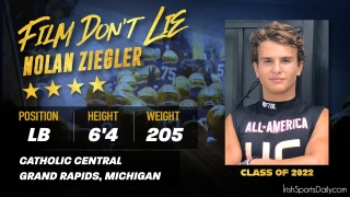 Film Don't Lie   Nolan Ziegler
