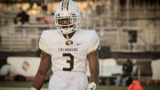 New Notre Dame Offer | 2022 CA ATH Larry Turner-Gooden