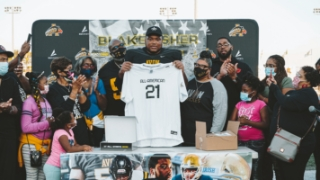 ISD Video | Blake Fisher All-American Bowl Jersey Ceremony