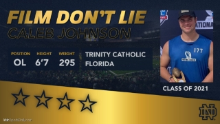 Film Don't Lie | Caleb Johnson