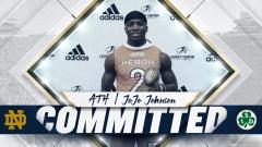 BREAKING | 2021 CB JoJo Johnson Commits To Notre Dame