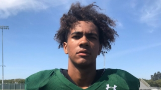 DE Devin Aupiu Ready for Notre Dame, Impressed with Marcus Freeman
