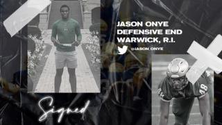 Signed | Three-Star DE Jason Onye