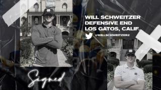 Signed   Three-Star DE Will Schweitzer