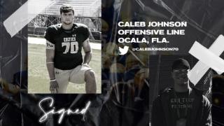 Signed | Four-Star OL Caleb Johnson