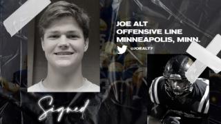 Signed   Three-Star OL Joe Alt