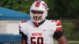 "2022 WR-Turned-OL Aamil Wagner  ""Excited"" By Notre Dame Offer"