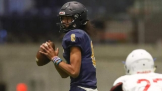 "Coach Convinced 2023 QB Nico Iamaleava Would Be ""Great Fit"" For Notre Dame"