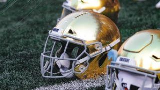 2022 WR Amorion Walker Commits to Notre Dame