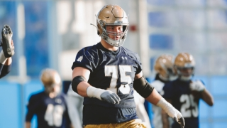 Notre Dame Spring Football Means New Opportunities