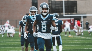 Notre Dame Making 2022 WR Tyler Morris A Priority