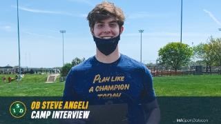 Video | 2022 Notre Dame QB Commit Steve Angeli Earns Golden Ticket