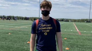2022 Notre Dame QB Commit Steve Angeli Shines in 7-on-7
