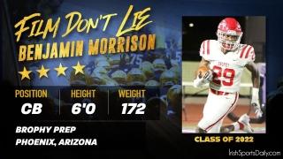 Film Don't Lie | Benjamin Morrison