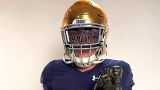 2024 LB Anthony Speca Will Return to Notre Dame Following Thursday's Visit