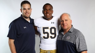 2022 OL Aamil Wagner Hitting Road Again, Could See Notre Dame Twice
