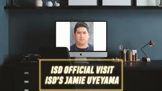 ISD Official Visit With Jamie Uyeyama