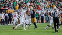 (Not So) Instant Reaction | Notre Dame 41 Wisconsin 13