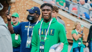2022 Notre Dame LB Commit Jaylen Sneed Loved Third Visit to South Bend