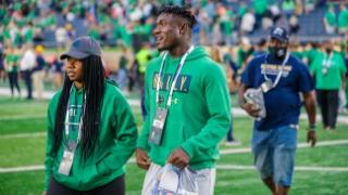 2022 Notre Dame LB Commit Jaylen Sneed Midseason Highlights