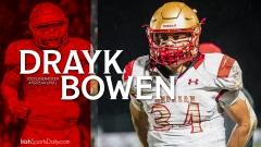 Video | 2023 Five-Star LB Drayk Bowen